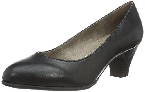 Softline 22463, Scarpe con Tacco Donna Nero (BLACK 001)