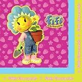 Fifi und die Blumenkinder (TM) Papier Servietten (16Stück)