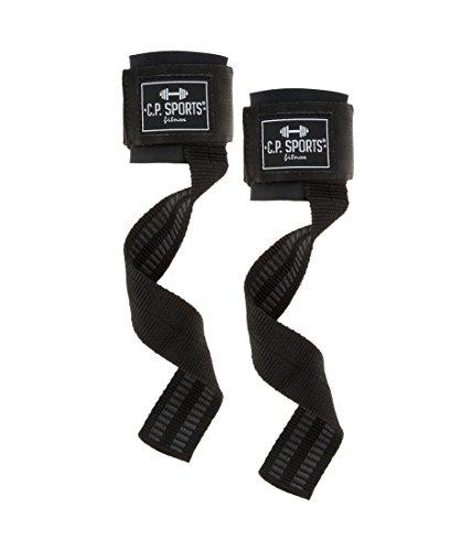 Preisvergleich Produktbild C.P. Sports Kombi-Premium Zughilfe mit Handgelenkunterstützung und super Grip
