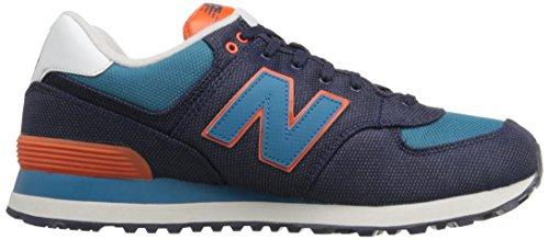 New Balance ML 574 WNC Blue Pigment Blau