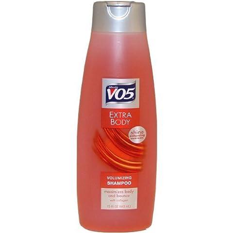 Alberto Vo5 Extra Body Shampoo, 15 Ounce by Alberto VO5