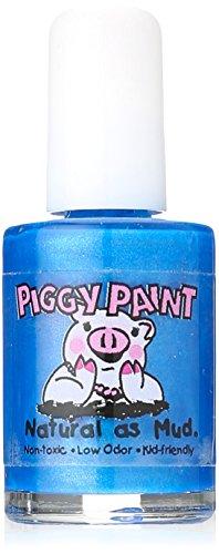 Piggy Farbe ungiftig Nagellack (Tea Party für Zwei - Blau)