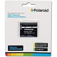 Polaroid High Capacity Battery Olympus LI50B rechargeable au lithium de remplacement (compatible avec: XZ-1, TG-610, SZ10, SP-800, Tough-6020, 7010, 9010, 6010, 9000, 8000, 6000, 1010, 1020, 1030)