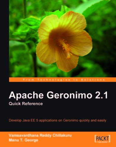 Apache Geronimo 2.1: Quick Reference (English Edition)