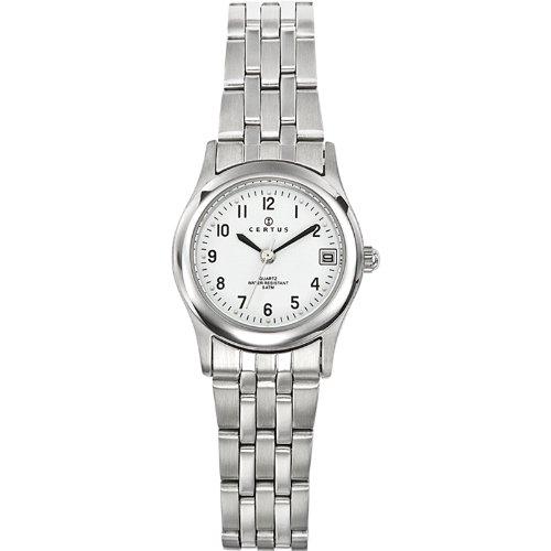 Certus Damen-Armbanduhr 641364 Analog Metall Silber