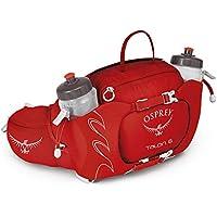 Osprey Talon 6 Hiking Lumbar Hydration Pack with 2X 570ml BPA Free Hydraulics Bottles