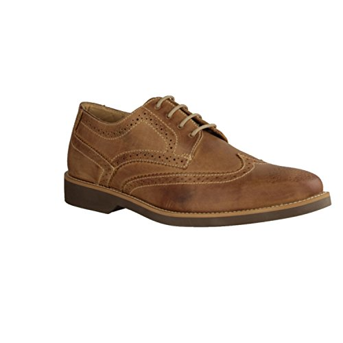 Anatomic Gel , Chaussures de ville à lacets pour homme Brun