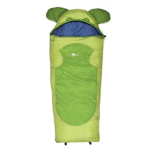 Chinook Kinder Schlafsack, grün Preisvergleich