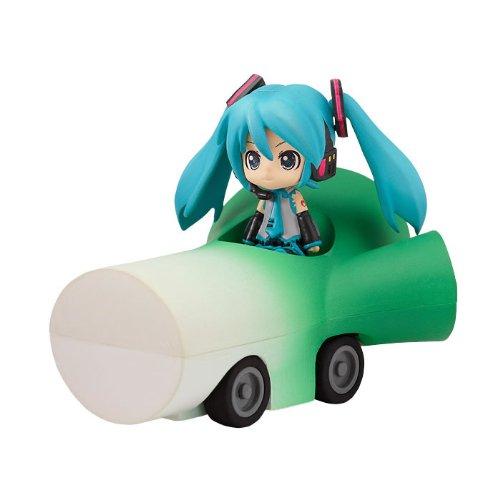Nendoroid Plus: Vocaloid Pull-back Cars Miku & Spring...