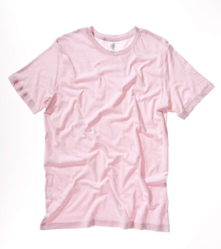 Bella+Canvas Modisches T-Shirt 'The Perfect Tee' 3001 Rosa