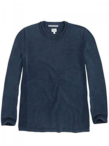 Pepe Jeans Pull Maille Coton Bleu stoné ado Garçon Pepe Jeans