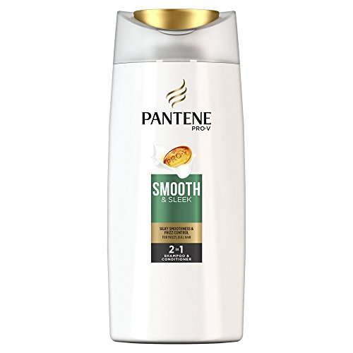 Pantene 2-in-1 Smooth and Sleek Shampoo 700 ml