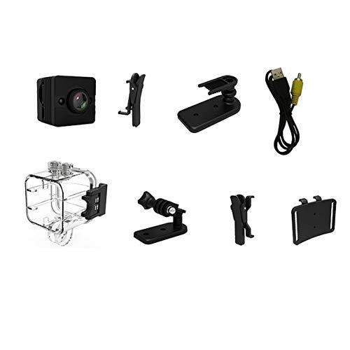Preisvergleich Produktbild SQ12 Mini-Kamera-HD 1080P Mini-Camcorder DV-Recorder