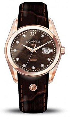Roamer mujer Searock 34 mm 203844 49 69 02 reloj de pulsera para mujer