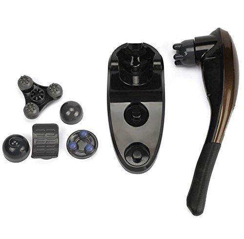 Zervikale massage Gerät massage Stick elektrische hammer Massage hammer Halswirbelsäule, A, 44,5 * 14,8 * 9.8cm