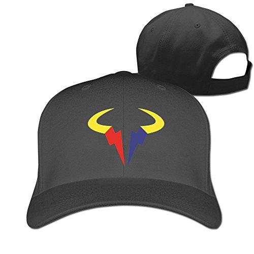 thna-rafael-nadal-logo-rglable-fashion-casquette-de-baseball-noir-taille-unique