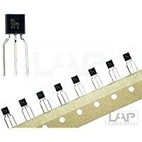 50x BC547 B Transistor NPN 45V 0,1A TO92 Transistoren BC547B