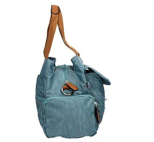 Madison Damen Damen Designer Multi Zip Schulter Tag Tasche mit 3D Schmetterling Motiv