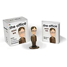 The Office Mini Kit: Mini Dwight Bobblehead Included!