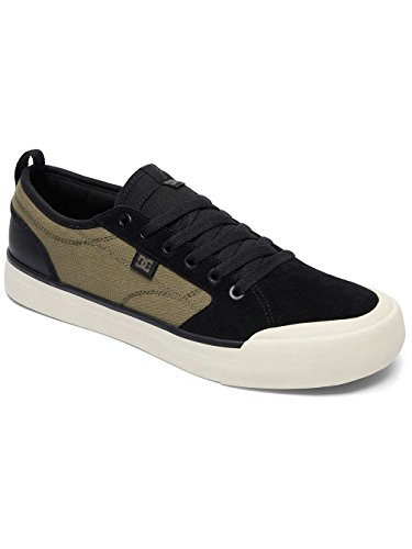 DC Shoes Evan Smith S - Chaussures de Skate Pour Homme ADYS300203 Military/Black