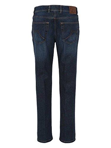 Atelier GARDEUR Herren Jeans Modern Fit Dunkelblau
