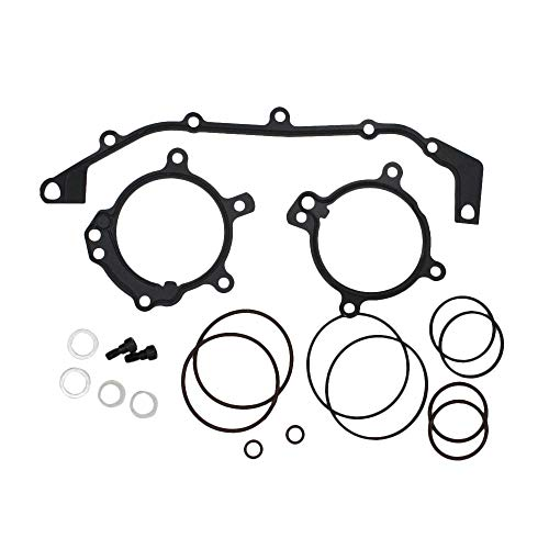 Tickas Kit di riparazione paraolio O-Ring Duals per E36 E39 E46 E53 E60 E83 E85 M52tu M54 M56