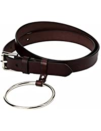 Cinturón Cinturón de Mujer Cinturón elástico Ajustable Elegante para Mujer  Correa de Cintura Plana para Adelgazar aefe7e725e37