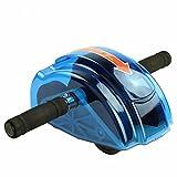 Carnegie Ab Toner Roller Bauchtrainer Rücken Bauchmuskulatur Trainer + Polster