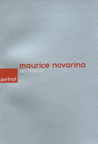 Maurice Novarina architecte