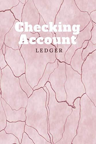 Checking Account Ledger: 6 Column Account Tracker