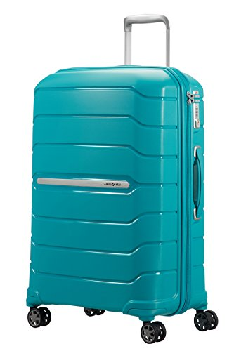 SAMSONITE Flux - Spinner 68/25 Expandable Bagage cabine, 68 cm, 95 liters, Ocean Blau (25 Spinner)