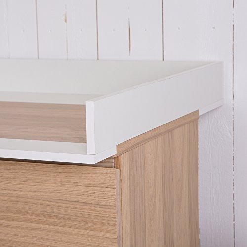 Consigue cambiador para beb superior mesa cambiadora superior para c moda malm de ikea marca - Ikea comodas bebe ...
