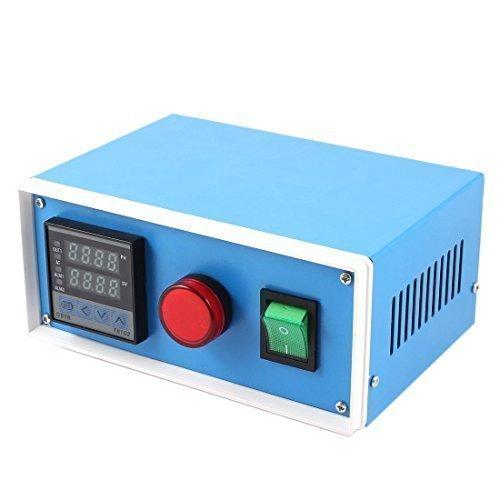 Relè Digital PV SV Display di controllo della temperatura misuratore 0-400C AC220V
