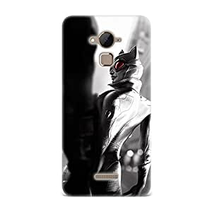 Coolpad Note 3 Case, Coolpad Note 3 Hard Protective SLIM Printed Cover [Shock Resistant Hard Back Cover Case] Designer Printed Case for Coolpad Note 3 -118M-MP782