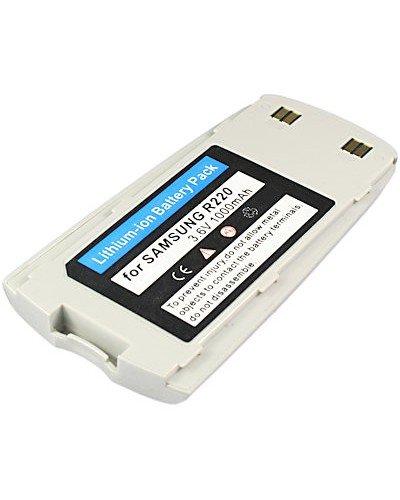 cellePhone PolarCell Akku Li-Ion für Samsung SGH-R210 / R220 - silber ( ersetzt BST0579DE )