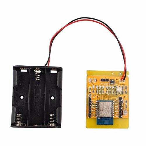 LIUXINDA-MK Sehr praktische ESP-12 Serielle Wlan Industrie Stabile Version ein vollständiger Test Brett voll IO für Arduino Raspberry Pi DIY etc. führt