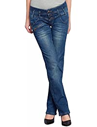 Freeman T. Porter Amelie stretch Denim eris Damen Jeans - straight
