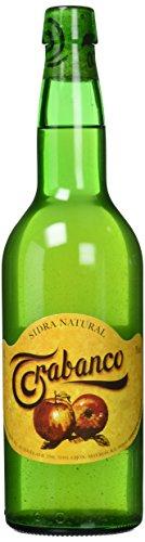 Trabanco Sidra Natural de 6º - Paquete de 6 botellas de 70 - Total 420 cl