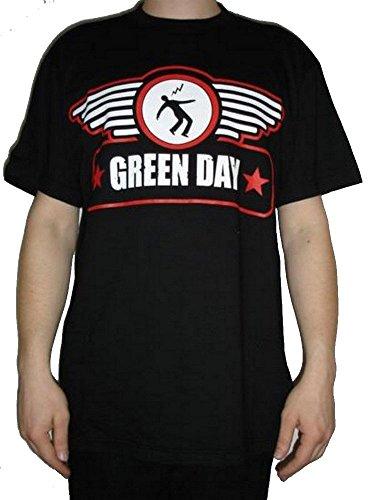Camiseta Green Day negro negro XL