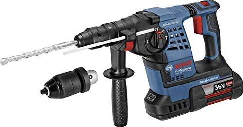 Bosch Professional 061190600B Akku-Bohrhammer GBH 36 V-LI SDS-Plus