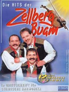 Die Hits der Zellbergbuam. Handharmonika