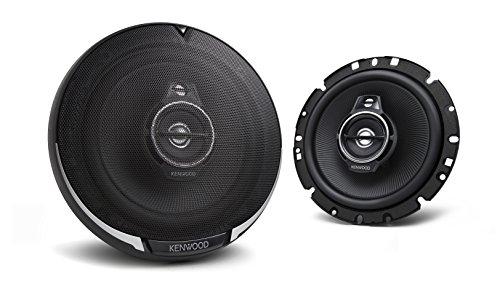 Kenwood KFC-PS1795 170 mm 3-Wege-Lautsprecher (330 Watt) schwarz 3-wege-auto-lautsprecher