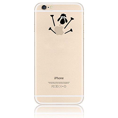 Vandot Custodia Cover TPU morbido silicone elegante e sobria per iPhone 66S Glitter brillare Diamond cristallo bling diamante custodia case cover–Oro P13