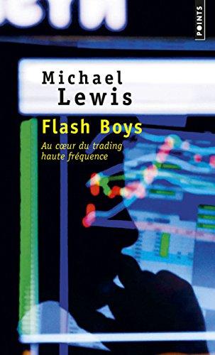 Flash boys : Histoire d'une révolte à Wall Street