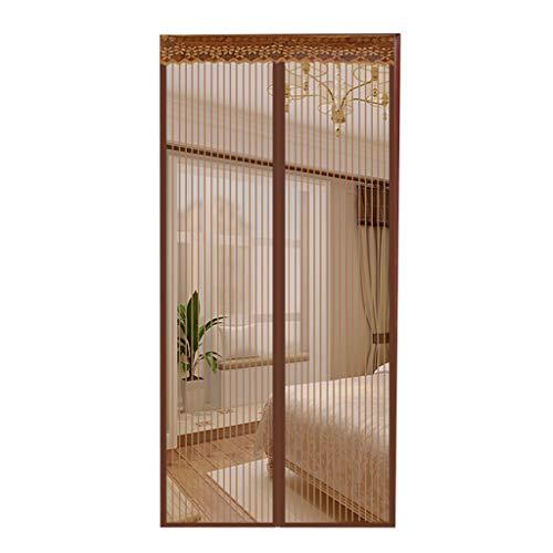 c96d0b1fb3e6c Uus Rideau de moustiques Rideau en Velcro Anti-moustiques, Rideaux de Porte  à écran