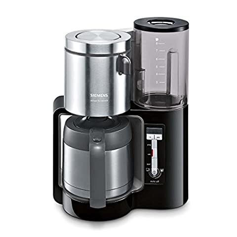 Siemens TC86503 - coffee machine - black/anthracite