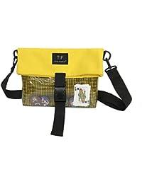 Preisvergleich für Lektion Tragetaschen Hip Hop Trend Transparente Gelee Pack Weibliche Super Fire Abzeichen Poker Paare Schulter...