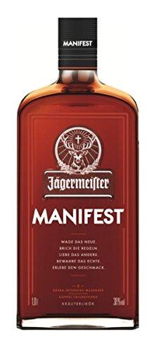 Jägermeister Manifest Kräuterlikör (1 x 1 l )