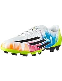 lowest price d65dc 0bb73 Adidas F5 TRX FG Lionel Messi - Zapatillas de fútbol para hombre weiß lime