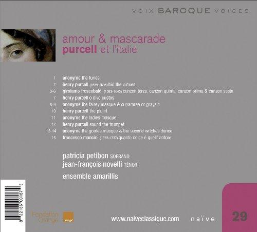Amour & Mascarade